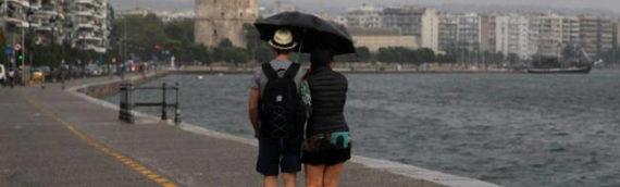 Καιρός: Βροχές, καταιγίδες έως την Παρασκευή (27/7)