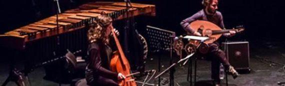 2ο Φεστιβάλ Ανήσυχων Ήχων στο Μέγαρο Μουσικής Θεσσαλονίκης