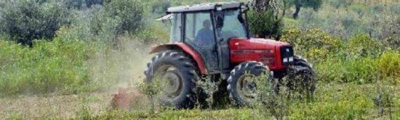 Μπλόκα αγροτών 2017