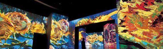 Θεσσαλονίκη: Έκθεση Van Gogh Alive-The experience
