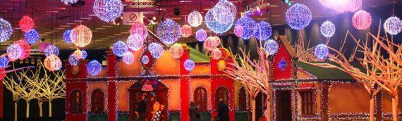 Αστερόκοσμος 2019: Χριστούγεννα στη Θεσσαλονίκη