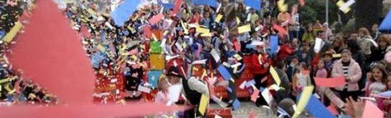 """Θεσσαλονίκη: """"Καρναβάλι στην πόλη"""" – Η πρώτη παρέλαση"""