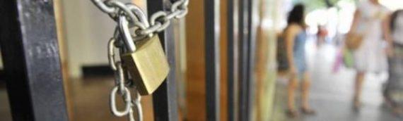 Παρατείνεται το κλείσιμο των επιχειρήσεων έως τις 11 Απριλίου