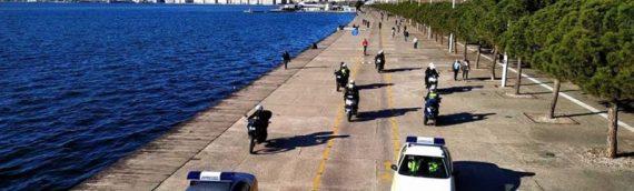 Ανοίγει απόψε η Νέα Παραλία Θεσσαλονίκης – Τέλος η απαγόρευση κυκλοφορίας δίπλα στον Θερμαϊκό